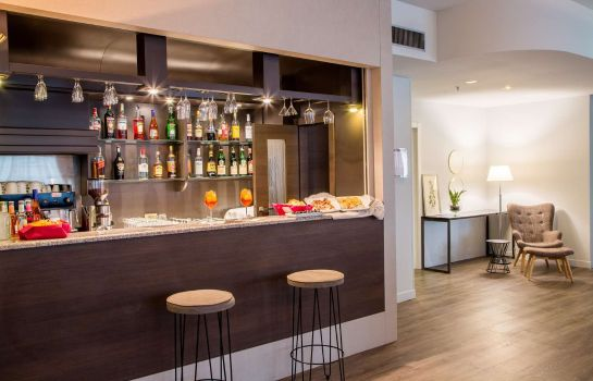 Bar de l'hôtel Best Western Plus CHC Florence