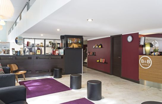 Innenansicht B&B Hotel Firenze City Center