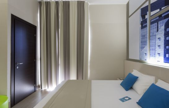 Doppelzimmer Standard B&B Hotel Firenze City Center