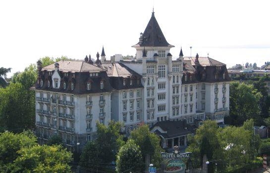 Bild Royal Savoy Hotel & SPA Lausanne