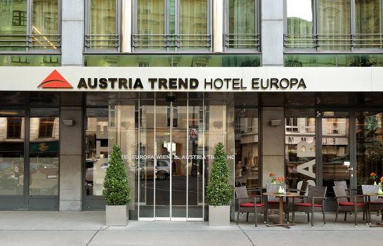 Austria Trend Hotel Europa Wien Hotel De