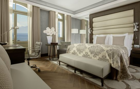 Single room (superior) Royal Savoy Hotel & SPA Lausanne
