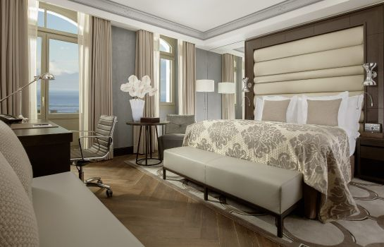 Zimmer Royal Savoy Hotel & SPA Lausanne