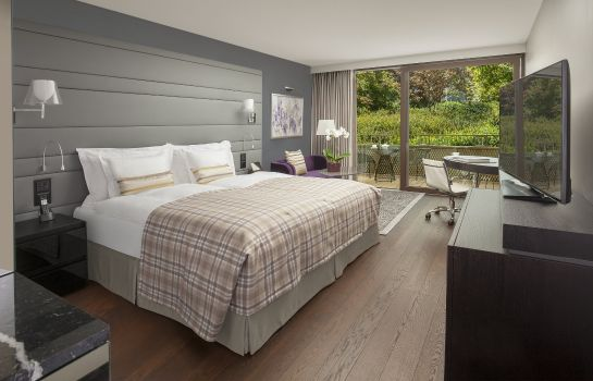 Room Royal Savoy Hotel & SPA Lausanne
