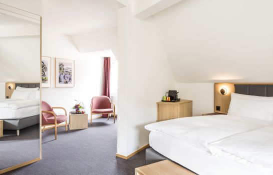 Junior suite Hotel Basel