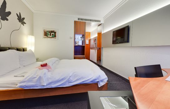 Chambre double (standard) Hotel Basel
