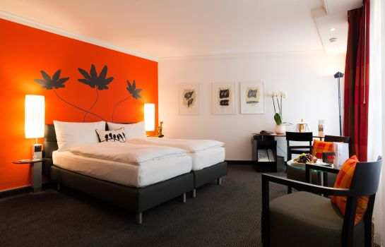 Double room (superior) Hotel Basel