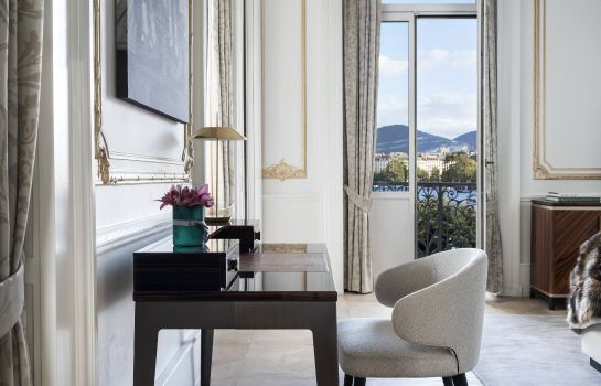 Suite The Ritz-Carlton Hotel de la Paix Geneva