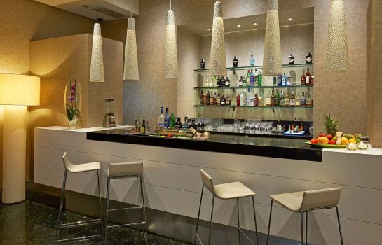 Hotelbar NH Collection Villa de Bilbao
