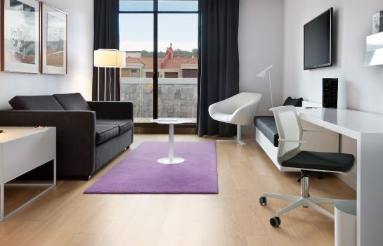 Junior-suite NH Collection Villa de Bilbao