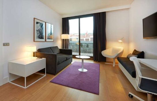Suite NH Collection Villa de Bilbao