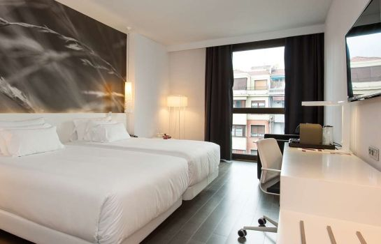 Kamers NH Collection Villa de Bilbao