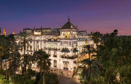 Vista exterior Seville  a Luxury Collection Hotel Hotel Alfonso XIII