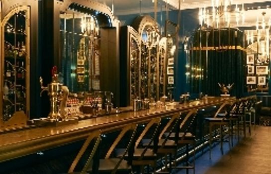 Bar del hotel Seville  a Luxury Collection Hotel Hotel Alfonso XIII