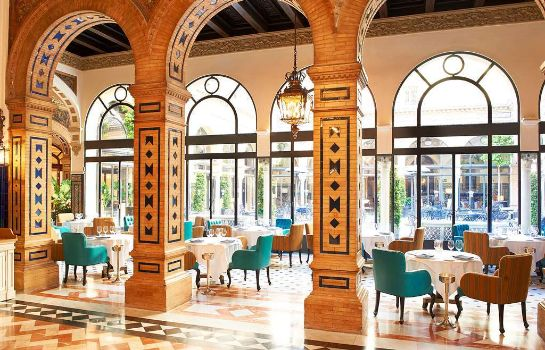Restaurante Seville  a Luxury Collection Hotel Hotel Alfonso XIII