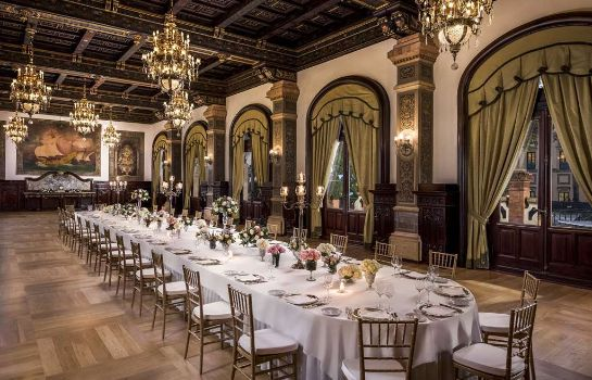 Sala de reuniones Seville  a Luxury Collection Hotel Hotel Alfonso XIII