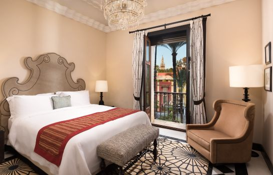 Info Seville  a Luxury Collection Hotel Hotel Alfonso XIII