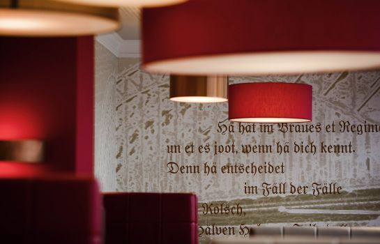 Hotel-Bar Hotel Mondial am Dom Cologne - MGallery by Sofitel
