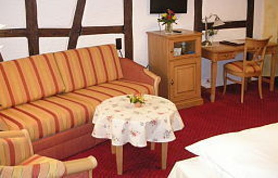Junior suite Goldene Rose