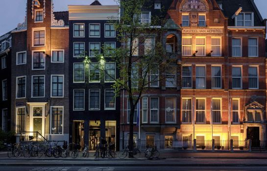 Buitenaanzicht INK Hotel Amsterdam - MGallery