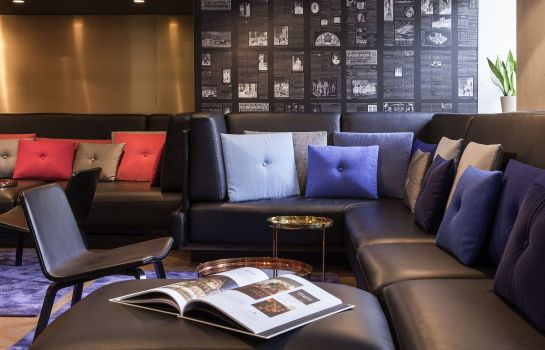 Hotelhal INK Hotel Amsterdam - MGallery