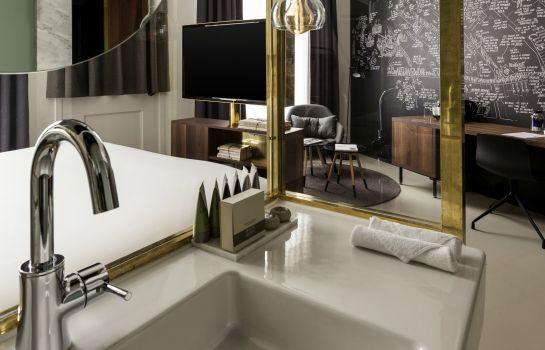 Suite junior INK Hotel Amsterdam - MGallery by Sofitel