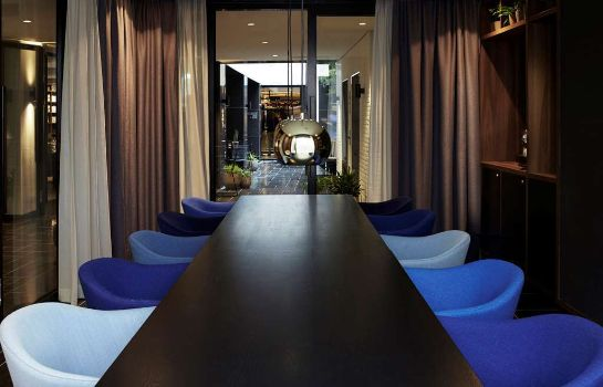 Conference room INK Hotel Amsterdam - MGallery by Sofitel
