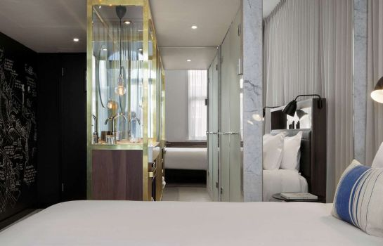 Kamers INK Hotel Amsterdam - MGallery