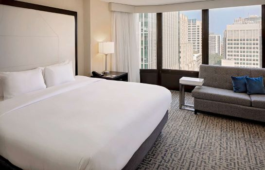 Pokój DoubleTree by Hilton Chicago - Magnificent Mile