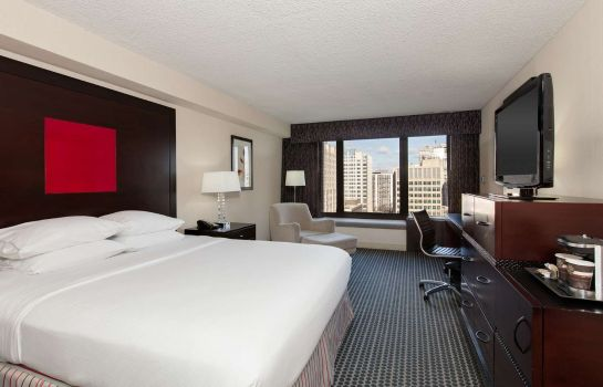 Zimmer DoubleTree by Hilton Chicago - Magnificent Mile