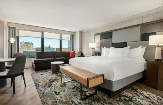Room Hilton Grand Vacations Chicago DowntownMagnificent Mile