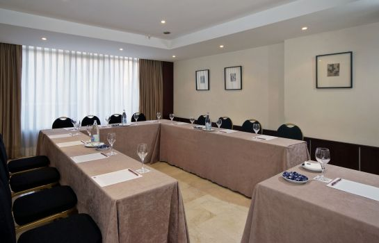 Vergaderkamer Hotel Madrid Centro managed by Melia