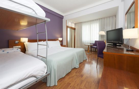 Kamers managed by Meliá Hotel Madrid Centro