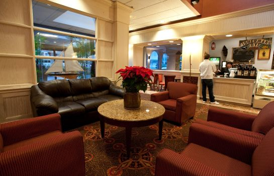 Hotelhalle Holiday Inn SAN FRANCISCO-FISHERMANS WHARF
