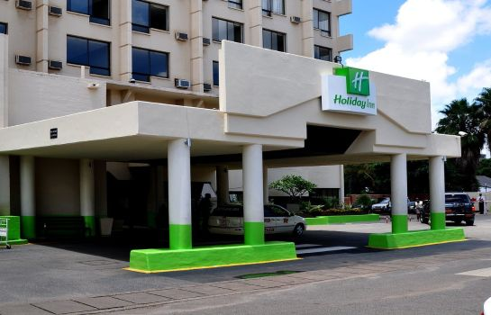Vista esterna Holiday Inn HARARE