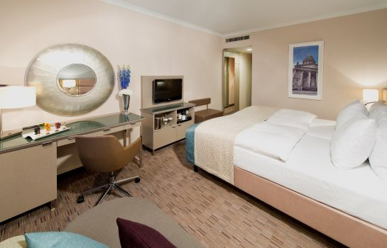 Kamers Crowne Plaza BERLIN - CITY CTR NURNBERGER