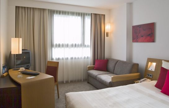 Info Novotel Brussels Airport