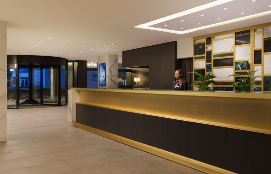 Reception Crowne Plaza ZURICH