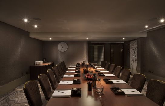 Conference room Radisson Blu Edwardian Bloomsbury Street Hotel