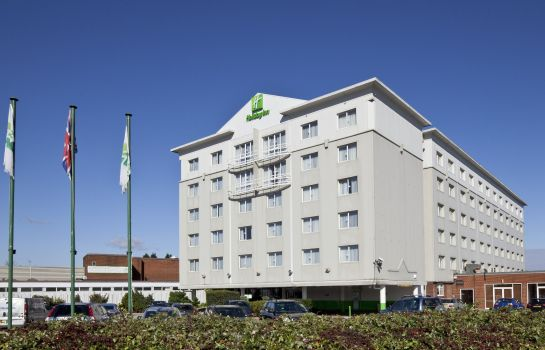 Vista esterna Holiday Inn BASILDON