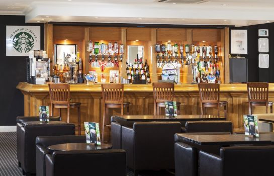 Hotel bar Holiday Inn BASILDON
