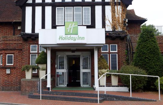 Exterior view Holiday Inn LONDON - BEXLEY
