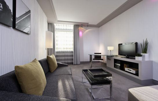Junior-suite InterContinental Hotels BERLIN