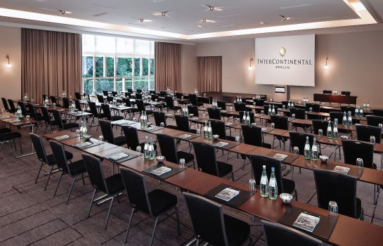 Tagungsraum InterContinental Hotels BERLIN