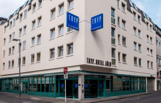 Vue extérieure TRYP by Wyndham