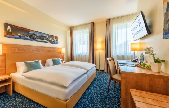 Chambre double (confort) CityClass Europa am Dom