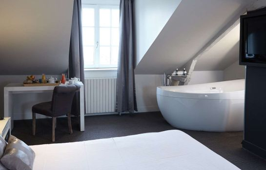 Camera Best Western Le Cheval Blanc