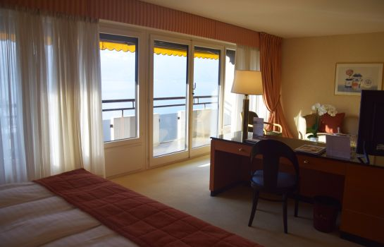 Junior Suite Royal Plaza Montreux & Spa