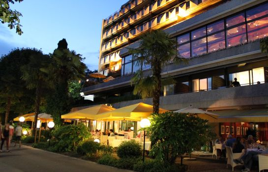 Restaurant Royal Plaza Montreux & Spa