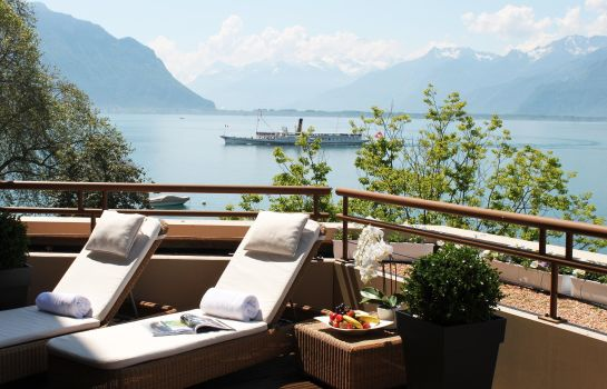 Suite Royal Plaza Montreux & Spa